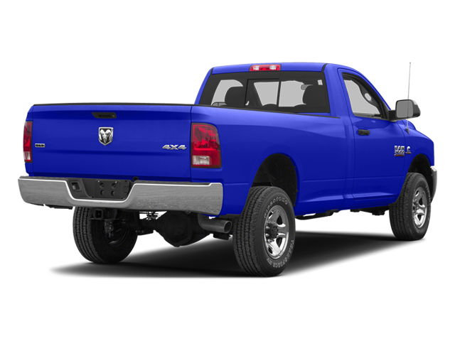 New Holland Blue 2013 Ram Truck 2500 Pictures 2500 Regular Cab SLT 4WD photos rear view