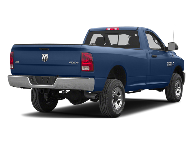 Midnight Blue Pearl 2013 Ram Truck 2500 Pictures 2500 Regular Cab SLT 4WD photos rear view