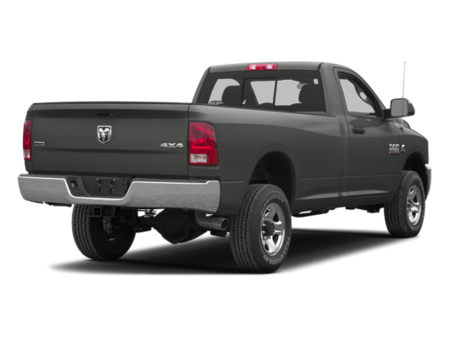 Mineral Gray Metallic 2013 Ram Truck 2500 Pictures 2500 Regular Cab SLT 4WD photos rear view