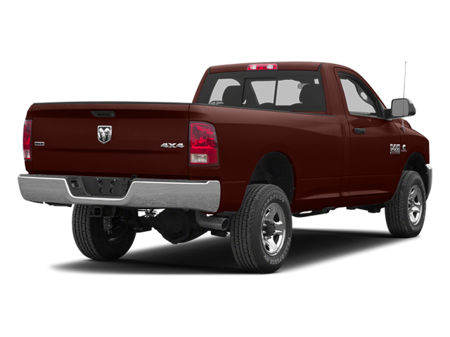 Western Brown 2013 Ram Truck 2500 Pictures 2500 Regular Cab SLT 4WD photos rear view