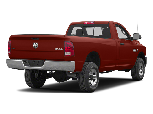 Copperhead Pearl 2013 Ram Truck 2500 Pictures 2500 Regular Cab SLT 4WD photos rear view