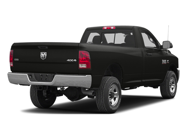 Black Gold Pearl 2013 Ram Truck 2500 Pictures 2500 Regular Cab SLT 4WD photos rear view