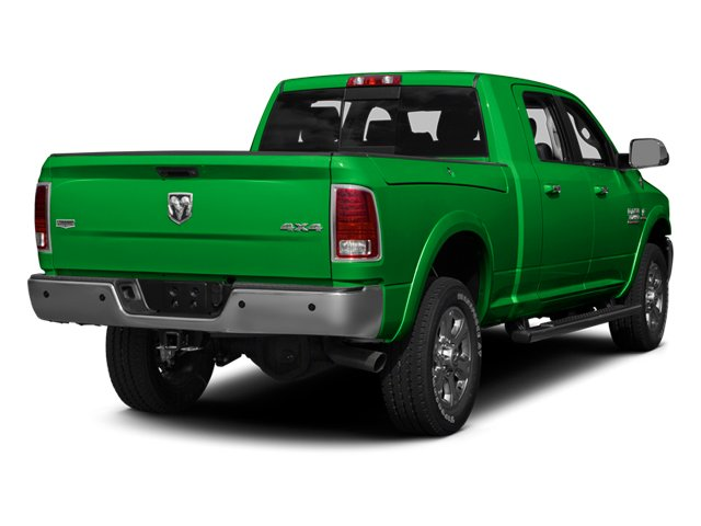 Hills Green 2013 Ram Truck 3500 Pictures 3500 Mega Cab SLT 4WD photos rear view