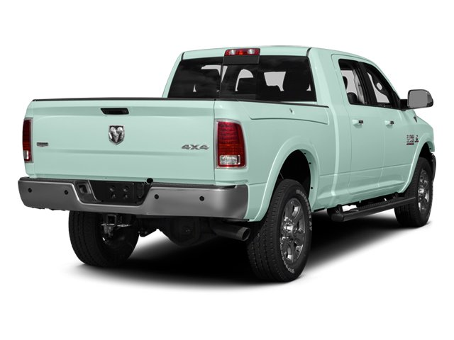 Robin Egg Blue 2013 Ram Truck 3500 Pictures 3500 Mega Cab SLT 4WD photos rear view