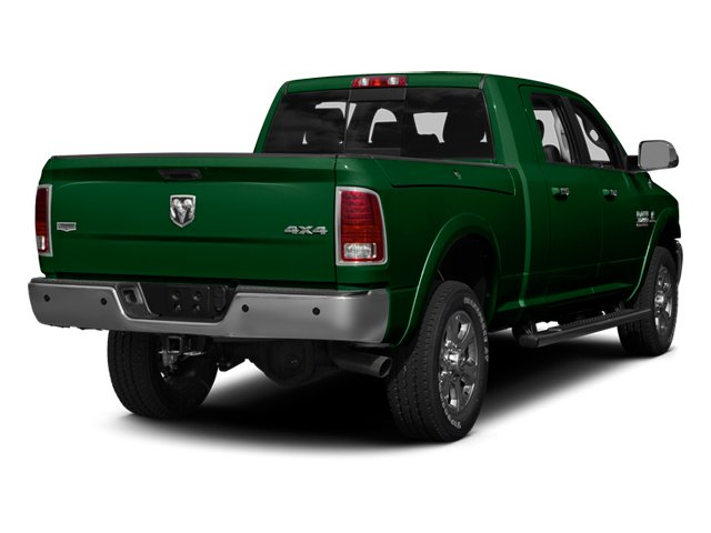 Tree Green 2013 Ram Truck 3500 Pictures 3500 Mega Cab SLT 4WD photos rear view