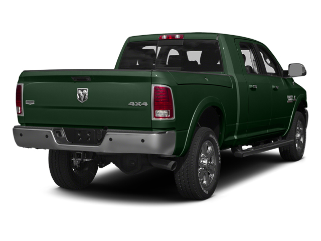 Timberline Green Pearl 2013 Ram Truck 3500 Pictures 3500 Mega Cab SLT 4WD photos rear view