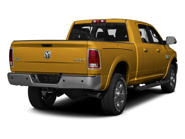 School Bus Yellow 2013 Ram Truck 3500 Pictures 3500 Mega Cab SLT 4WD photos rear view