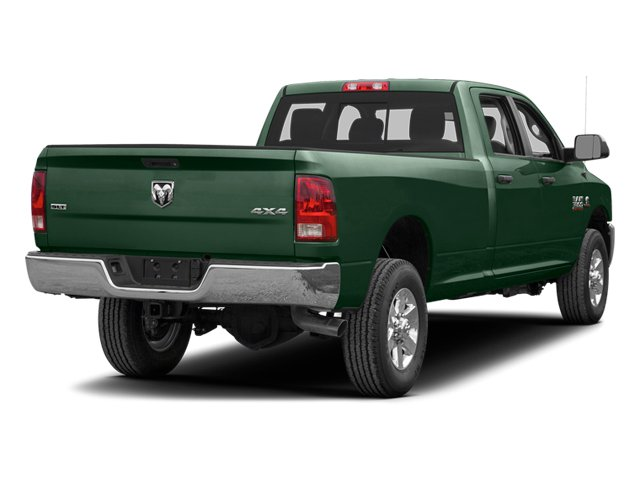 Timberline Green Pearl 2013 Ram Truck 3500 Pictures 3500 Crew Cab Tradesman 2WD photos rear view