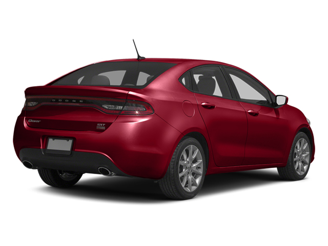 Redline 2-Coat Pearl 2013 Dodge Dart Pictures Dart Sedan 4D Aero I4 Turbo photos rear view