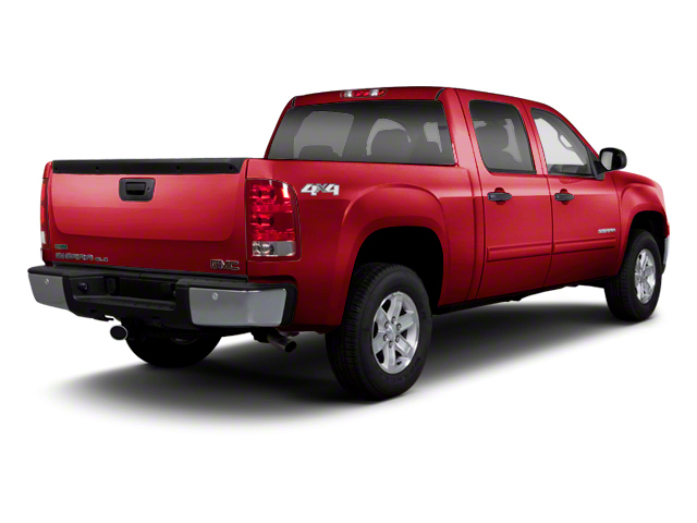 Sonoma Red Metallic 2013 GMC Sierra 1500 Pictures Sierra 1500 Crew Cab SLE 2WD photos rear view