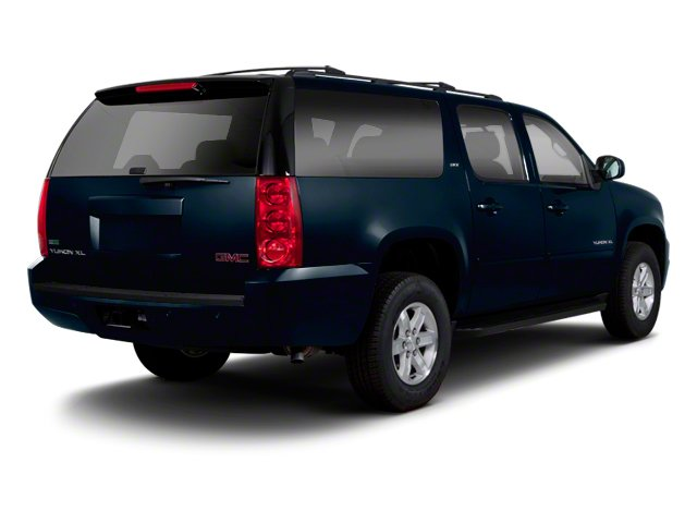 Graphite Blue Metallic 2013 GMC Yukon XL Pictures Yukon XL Utility C1500 SLT 2WD photos rear view
