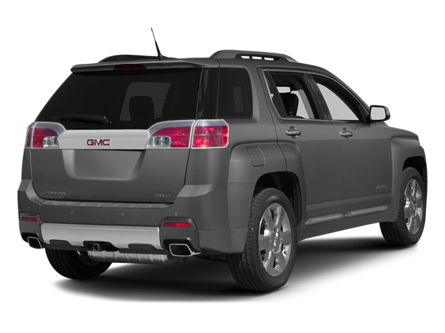 Iridium Metallic 2013 GMC Terrain Pictures Terrain Utility 4D Denali 2WD photos rear view