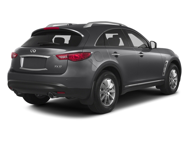 Graphite Shadow 2013 INFINITI FX50 Pictures FX50 Utility 4D FX50 AWD V8 photos rear view