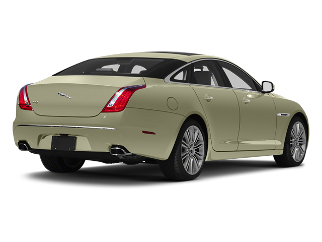 Cashmere 2013 Jaguar XJ Pictures XJ Sedan 4D Supersport V8 photos rear view
