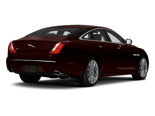 Caviar 2013 Jaguar XJ Pictures XJ Sedan 4D Supersport V8 photos rear view