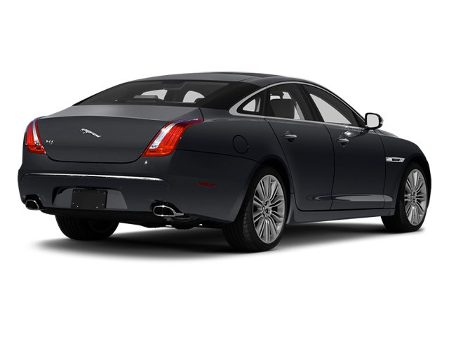 Stratus Grey 2013 Jaguar XJ Pictures XJ Sedan 4D Speed V8 Supercharged photos rear view