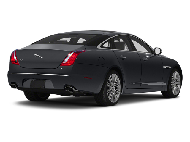 Stratus Grey 2013 Jaguar XJ Pictures XJ Sedan 4D Supersport V8 photos rear view