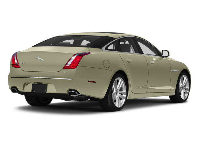 Cashmere 2013 Jaguar XJ Pictures XJ Sedan 4D L Supersport Speed V8 photos rear view