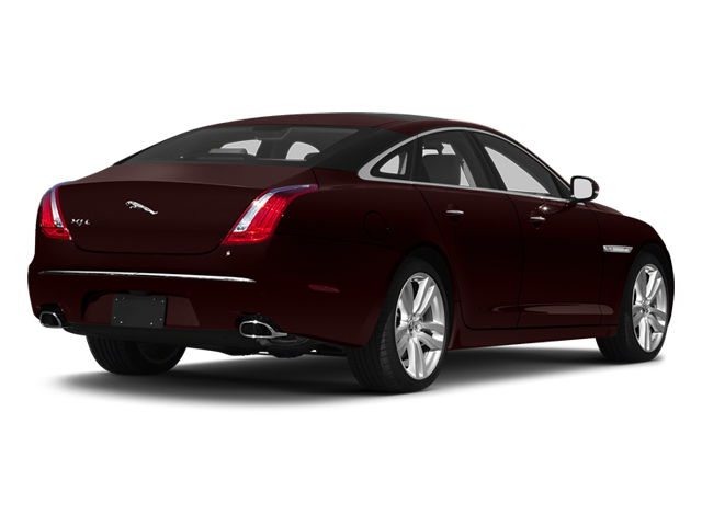 Caviar 2013 Jaguar XJ Pictures XJ Sedan 4D L Portfolio AWD V6 photos rear view