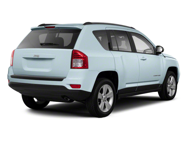 Winter Chill Pearl 2013 Jeep Compass Pictures Compass Utility 4D Latitude 4WD photos rear view