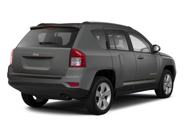 Mineral Gray Metallic 2013 Jeep Compass Pictures Compass Utility 4D Latitude 2WD photos rear view