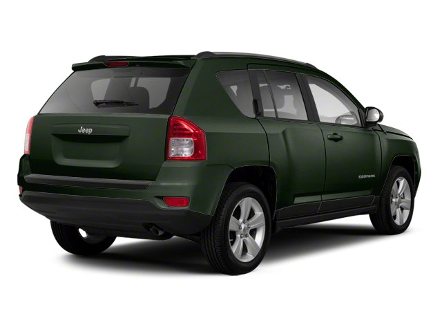 Black Forest Green Pearl 2013 Jeep Compass Pictures Compass Utility 4D Sport 2WD photos rear view