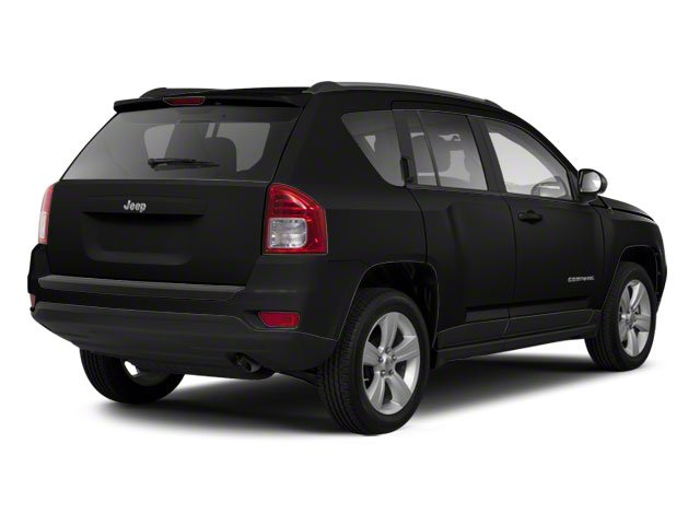 Black 2013 Jeep Compass Pictures Compass Utility 4D Latitude 4WD photos rear view