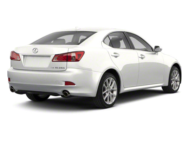 Starfire Pearl 2013 Lexus IS 250 Pictures IS 250 Sedan 4D IS250 AWD V6 photos rear view
