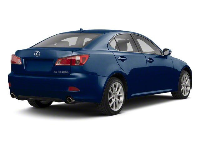 Deep Sea Mica 2013 Lexus IS 250 Pictures IS 250 Sedan 4D IS250 AWD V6 photos rear view