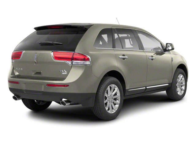Crystal Champagne Tri-Coat 2013 Lincoln MKX Pictures MKX Wagon 4D Elite AWD photos rear view