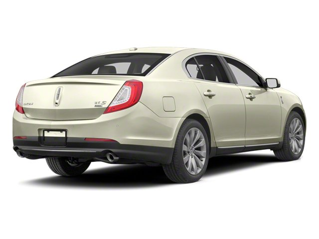 Crystal Champagne Metallic Tri-Coat 2013 Lincoln MKS Pictures MKS Sedan 4D EcoBoost AWD photos rear view