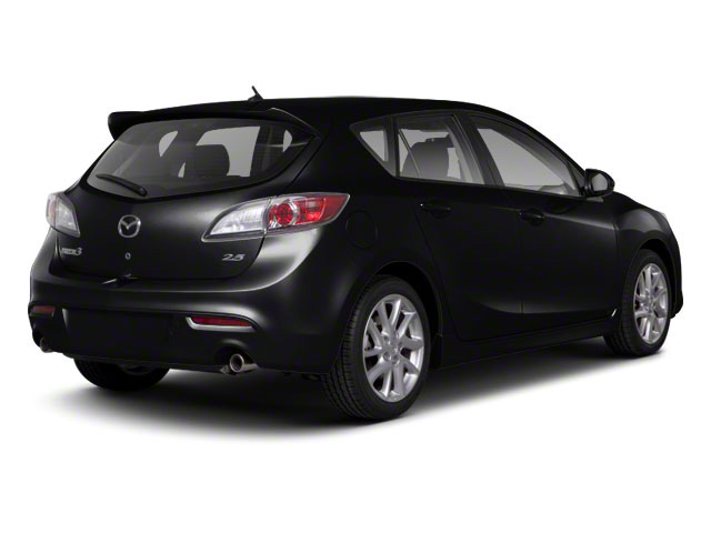 Black Mica 2013 Mazda Mazda3 Pictures Mazda3 Wagon 5D s GT I4 photos rear view
