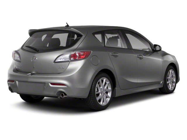 Liquid Silver Metallic 2013 Mazda Mazda3 Pictures Mazda3 Wagon 5D s GT I4 photos rear view