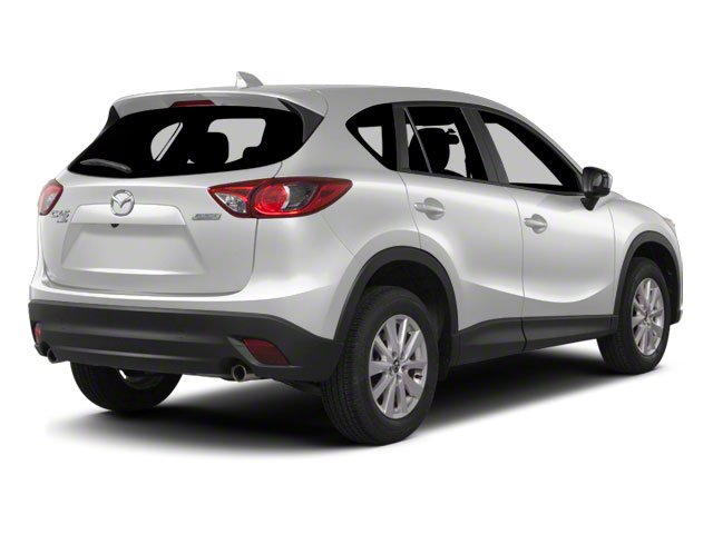 Crystal White Pearl 2013 Mazda CX-5 Pictures CX-5 Utility 4D GT 2WD photos rear view