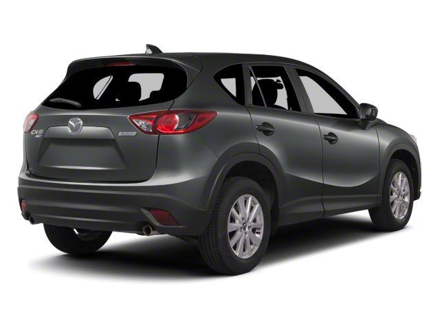Metropolitan Gray Mica 2013 Mazda CX-5 Pictures CX-5 Utility 4D GT 2WD photos rear view