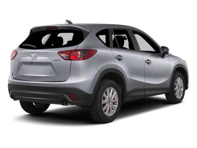 Liquid Silver Metallic 2013 Mazda CX-5 Pictures CX-5 Utility 4D GT 2WD photos rear view