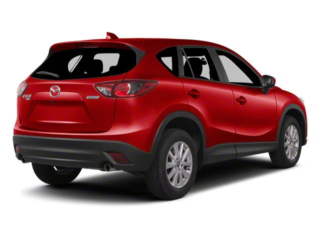 Zeal Red Mica 2013 Mazda CX-5 Pictures CX-5 Utility 4D Touring AWD photos rear view