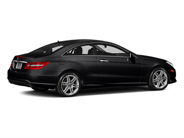 Black 2013 Mercedes-Benz E-Class Pictures E-Class Coupe 2D E550 photos rear view