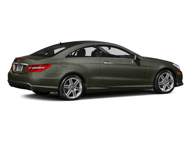 Olivine Grey Metallic 2013 Mercedes-Benz E-Class Pictures E-Class Coupe 2D E550 photos rear view