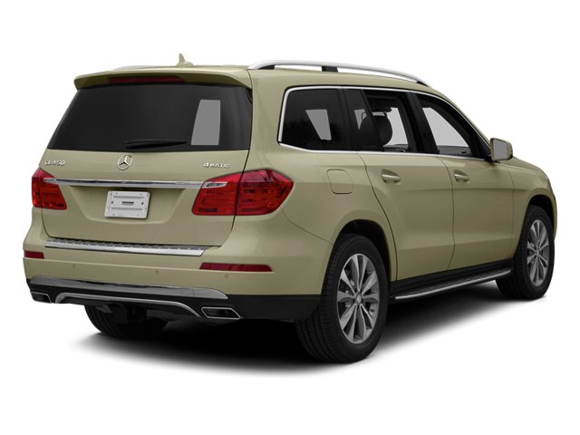 Pearl Beige Metallic 2013 Mercedes-Benz GL-Class Pictures GL-Class Utility 4D GL450 4WD photos rear view