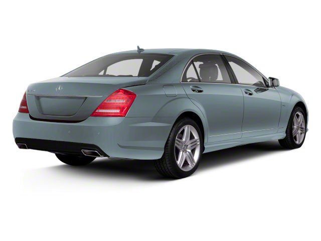 Andorite Grey Metallic 2013 Mercedes-Benz S-Class Pictures S-Class Sedan 4D S550 photos rear view