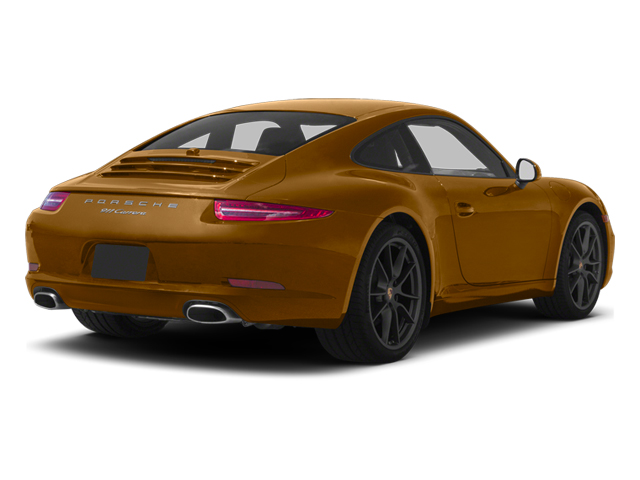 Cognac Metallic 2013 Porsche 911 Pictures 911 Coupe 2D H6 photos rear view