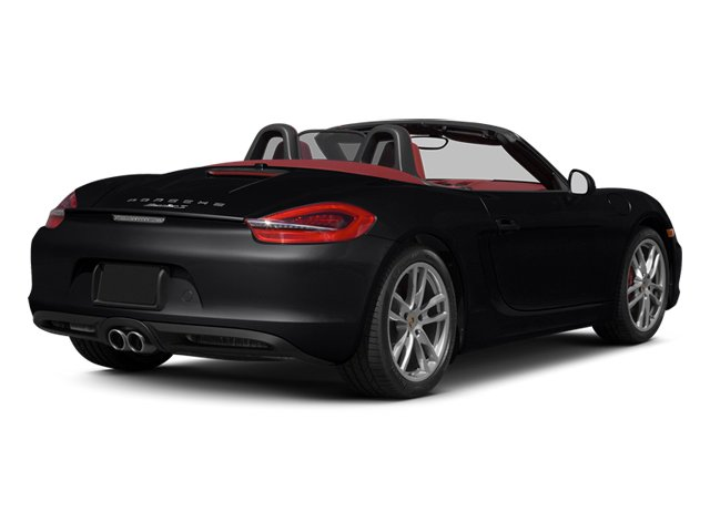 Special Order 2013 Porsche Boxster Pictures Boxster Roadster 2D S photos rear view