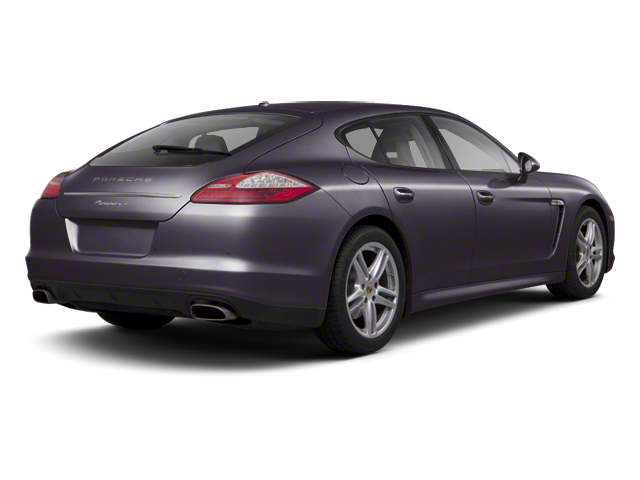 Amethyst Metallic 2013 Porsche Panamera Pictures Panamera Hatchback 4D Turbo AWD photos rear view