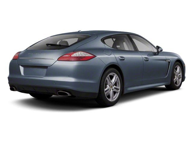 Yachting Blue Metallic 2013 Porsche Panamera Pictures Panamera Hatchback 4D 4 AWD photos rear view