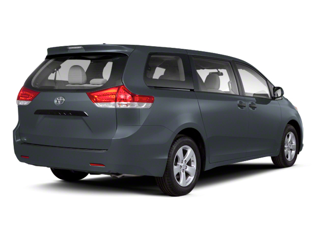 Shoreline Blue Pearl 2013 Toyota Sienna Pictures Sienna Wagon 5D LE AWD V6 photos rear view
