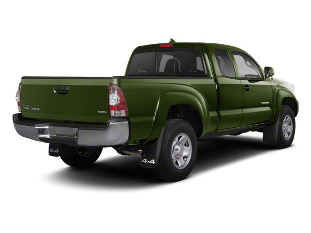 Spruce Mica 2013 Toyota Tacoma Pictures Tacoma Base Access Cab 4WD V6 photos rear view