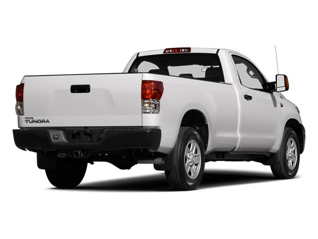 Super White 2013 Toyota Tundra 4WD Truck Pictures Tundra 4WD Truck SR5 4WD 5.7L V8 photos rear view