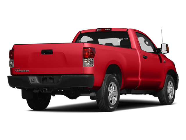 Radiant Red 2013 Toyota Tundra 4WD Truck Pictures Tundra 4WD Truck SR5 4WD 5.7L V8 photos rear view