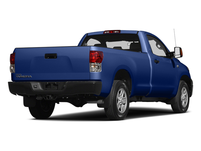 Nautical Blue Metallic 2013 Toyota Tundra 4WD Truck Pictures Tundra 4WD Truck SR5 4WD 5.7L V8 photos rear view
